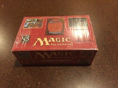Magic the Gathering MTG FALLEN EMPIRES 60ct Factory Sealed Booster Box