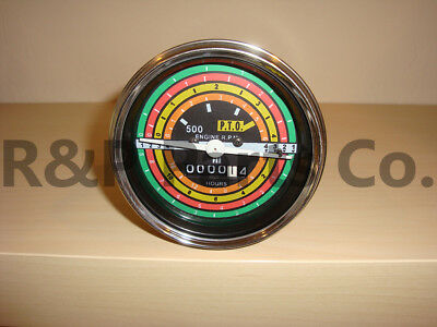 Ih International Tachometer For 2424 2444 424 444 Tractors 388893r91