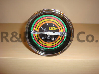 Ih International Tachometer For 2424 2444 424 444 Tractors 388893r91