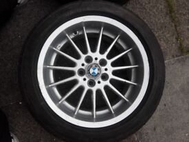 Bmw style 32. 18x8 and 18x9 (the size you want) 5x120