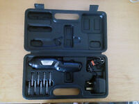 3.6 Volt Screwdriver boxed with instructions unused