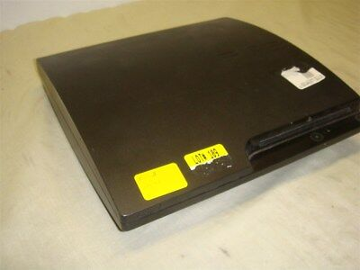 SONY PS3 SLIM CECH3001A 160GB GAMING CONSOLE ONLY - LOOK! comprar usado  Enviando para Brazil