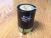 Hitachi HCG HA 50V 140000UF Capacitor