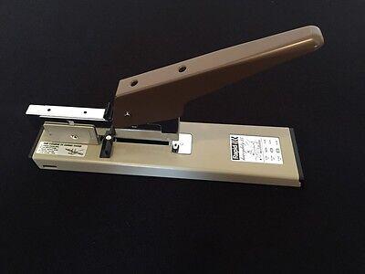 New Stapler Heavy Duty Metal Commercial Stapler 100 Sheet Easy Load Staples