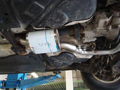 Fox Vorschalldämpfer Schalldämpfer AU150020-VSD für Audi Q3 Benzin  für AU150025