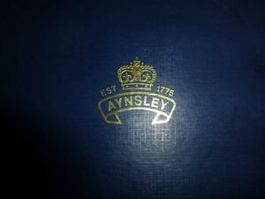 Aynsley Dessert Plate with server Oakville / Halton Region Toronto (GTA) image 1