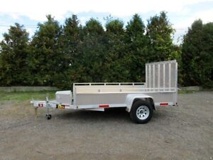 """6'8x10' Utility Trailer - Factory Direct"""""""