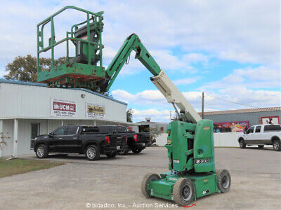 2012 Jlg E300ajp Electric 30 Articulating Boom Lift Aerial Manlift 48v Bidadoo