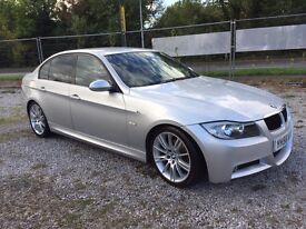 BMW 3 series M sport CAT D