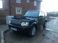 LANDROVER DISCOVERY 4 2010 3.0 TD V6