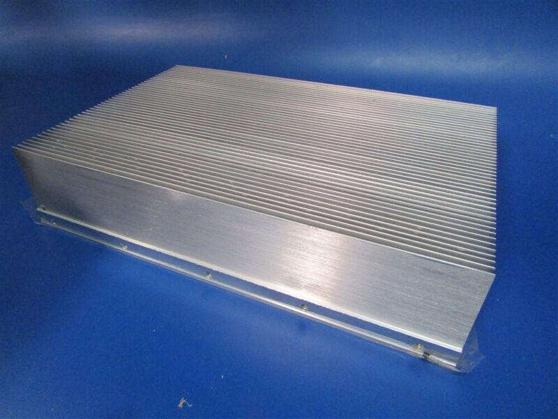 """New 14"""" x 9"""" x 3"""" Aluminum / Copper Heatsink Heat Sink for Projects or Amplifier"""