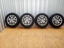 Accord / Odyssey / Camry 16 inch wheels with Dunlop tyres Marrickville Marrickville Area Preview