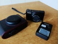 Canon Powershot G7X Camera Package (Mint Condition)