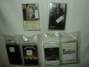 VINTAGE   HEAVY METAL / HARD ROCK /ALTERNATIVE CASSETTES Edmonton Edmonton Area image 2