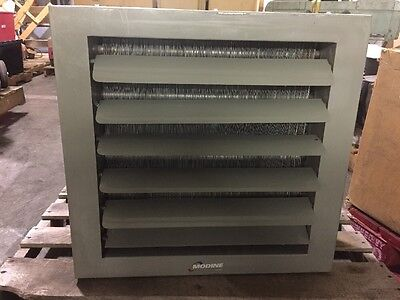 Modine Steam Or Hot Water Unit Heater With Explosion Proof Motor 121000 Btu