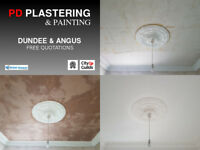 PD Plastering & Painting - Carnoustie - Free Quotations