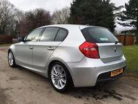 2009 BMW 118D M Sport Diesel £30 Year Tax