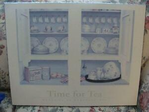 Time For Tea by Jackie Gale Vaillancourt