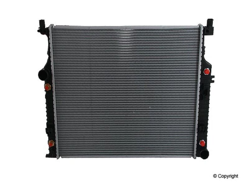 Radiator-behr Wd Express 115 33057 036 Fits 06-13 Mercedes R350