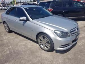 2012 Mercedes-Benz C250 Avantgarde Turbo Diesel Sedan Warragul Baw Baw Area Preview