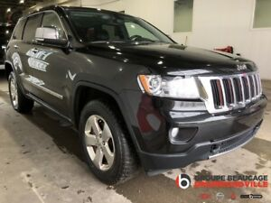 2012 Jeep Grand Cherokee LIMITED- AWD- TOIT-
