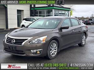 2013 Nissan Altima 2.5 S | Bluetooth, Cruise, Air Conditioning