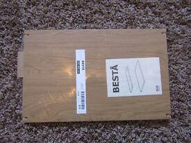 Ikea Shelf BESTÅ Oak effect 56cm x 36cm