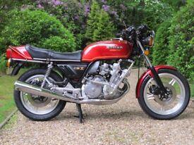 Honda CBX 1000 Rickman Engine Crash Bars
