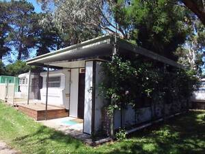 ON-SITE CARAVAN  & HARD ANNEXE WITH FLYOVER – SHALLOW INLET Yanakie South Gippsland Preview