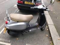 Vespa lx 125 not honda moped MUST GO
