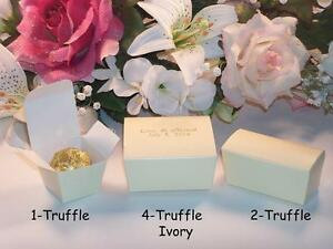 Truffle Boxes for Your Chocolates, Selling Wholesale and to the Public, Great Prices, Fabulous Colours Available