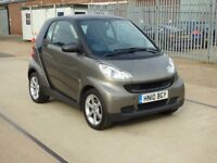 SMART FORTWO PULSE CDI (grey) 2010