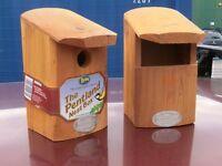 BIRD BOXES - NEW
