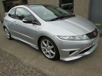 HONDA CIVIC I-VTEC TYPE-R -- PAY AS YOU GO FINANCE AVAILABLE -- (silver) 2008