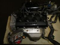 02-06 NISSAN SENTRA, ALTIMA QR20 ENGINE ONLY