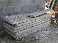 precast concrete garage panels, FREE!