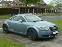 2003 audi tt quattro coupe Mk 1 low mileage