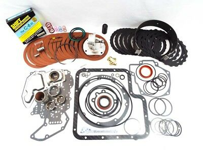 C6 Super Master Transmission Rebuild Kit - Stage-1 Clutches Kolenes Upgrade Pack, used for sale  Shipping to Canada