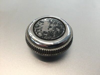 47A51 55 PWI Vintage Car Radio Button Knob Help Identify _17 for sale  Cincinnati
