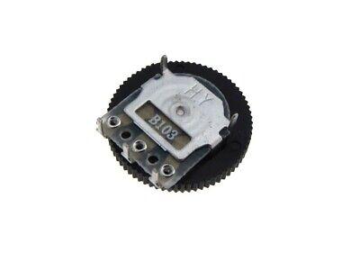 50k Ohm Thumbwheel Potentiometer Pack Of 5