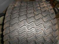 """4- carlisle tires and rims (24x12.00-12"""") asking 75 each obo"""