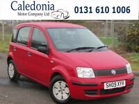 FIAT PANDA ACTIVE ECO 1.1 5DR (red) 2009