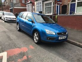 Ford Focus Estate for Sale 05 plate £2000 ono In excellent condition