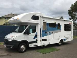 2014 Avida Esperance Motorhome, Single Beds C7964SL Hamilton Newcastle Area Preview