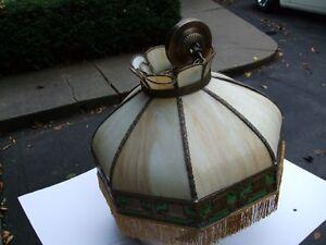 ANTIQUE HANGING LAMP Belleville Belleville Area image 1