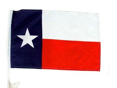 "12x18 State of Texas Car Vehicle 12""x18"" Premium Quality Flag"