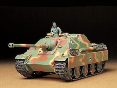Tamiya Dt. SdKfz.173 Jagdpanther Spät.(1) 1:35 Plastik Model Kit Bausatz 35203