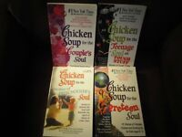 Selected Chicken Soup Books