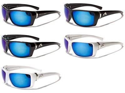 Arctic Blue Designer Sport Sonnenbrille 100% Uva Gewickelt Herren AB01