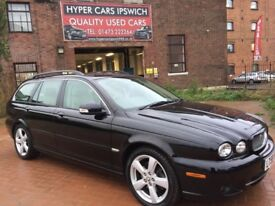 JAGUAR X-TYPE SE (black) 2009
